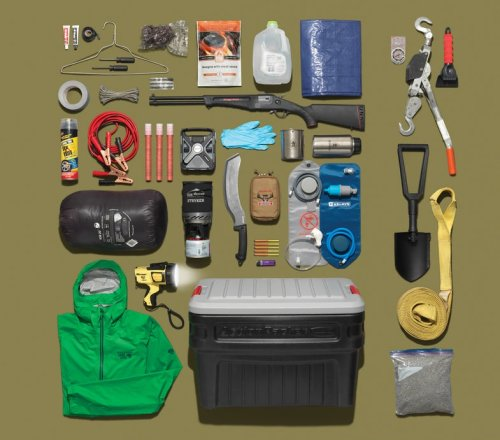 Super Survival Kit: 20 Lifesaving Items to Keep in Your Truck