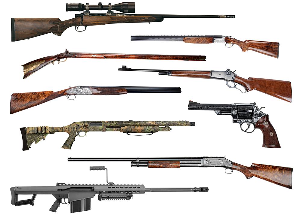 The 50 Best Guns Ever Made