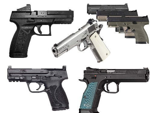 The best new handguns for 2021, according to Field & Stream