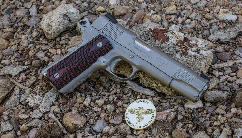 Why The Model 1911 Will Never Die