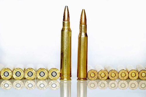 The .30/06 vs. the .300 Winchester Magnum