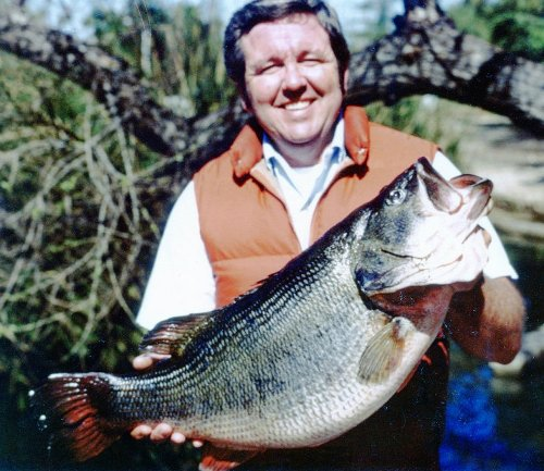 The 11 All-Time Biggest Largemouth Bass