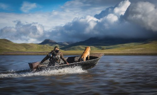 Q&A: Teenage Waterfowl Photographer is Fast Becoming One of the Best in the Business