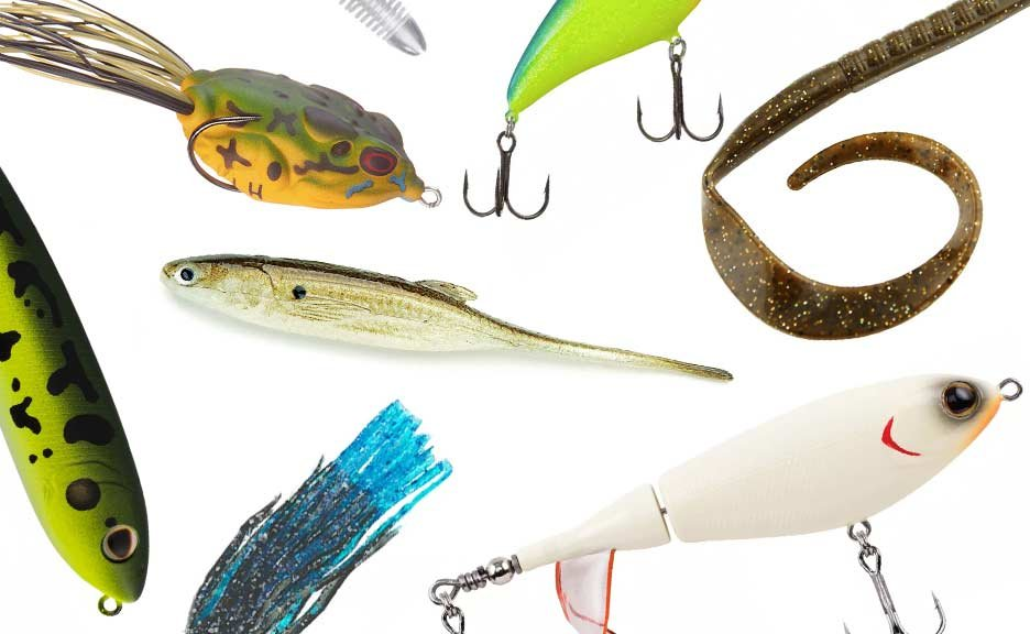 The best bass lures, according to the pros - cover