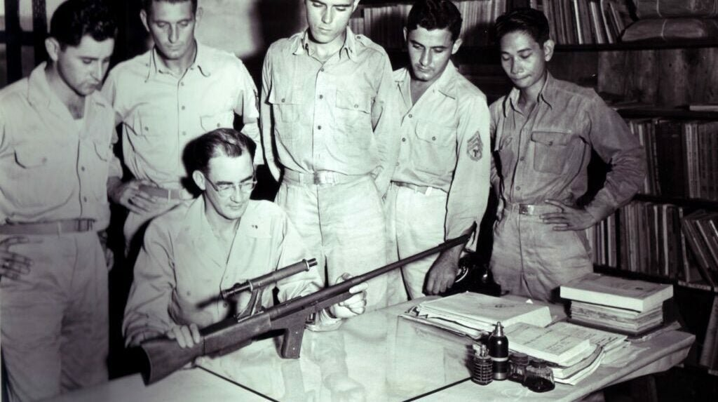7 Hunting and Military Prototype Guns That Never Were