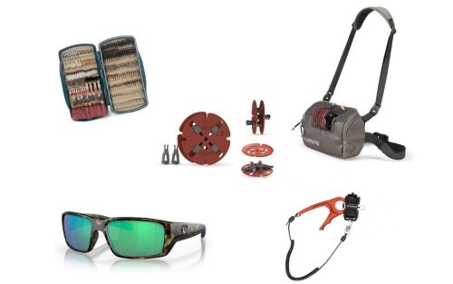 New Fly Fishing Accessories: The Packs, Pliers, and Sunglasses You Need