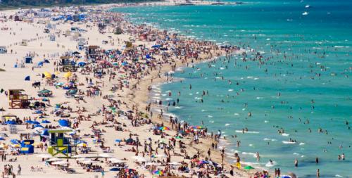 22 Best Beaches in America - Fifty Grande