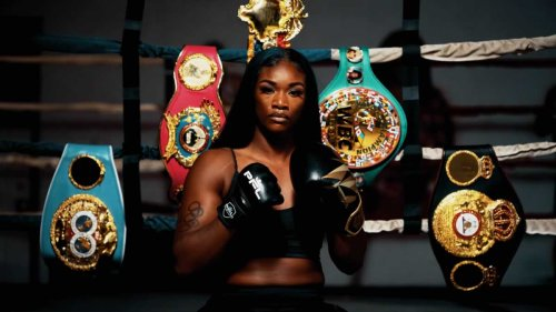 Claressa Shields MMA debut date set, two-weight boxing champ faces Brittney Elkin on June 10