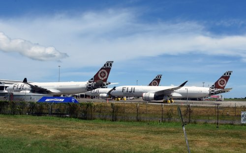 Fiji Airways returns two leased aircraft