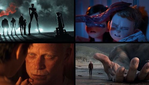 LOVE, DEATH AND ROBOTS: Season 2 Red Band Trailer: Netflix's Animated Anthology Returns Today