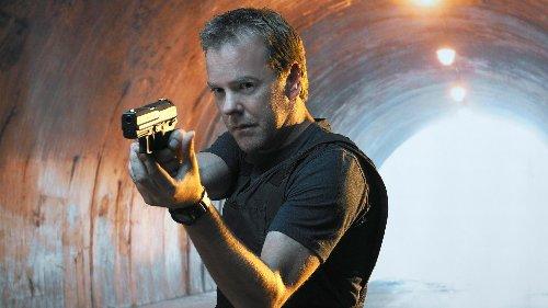 Kiefer Sutherland erhält Hauptrolle in TV-Spionage-Serie