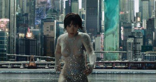 """""""Ghost in the Shell"""": Cyborg-Scarlett auf Netflix"""