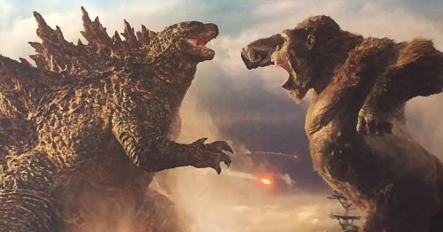"""""""Godzilla vs. Kong"""": Sky-Start für den Monsterfilm"""