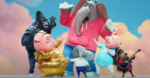 """""""Sing 2""""-Trailer: Sequel zum tierischen Musical-Hit"""