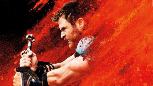 Thor 4: Chris Hemsworth sieht auf neuem Bild fast aus wie Dwayne Johnson
