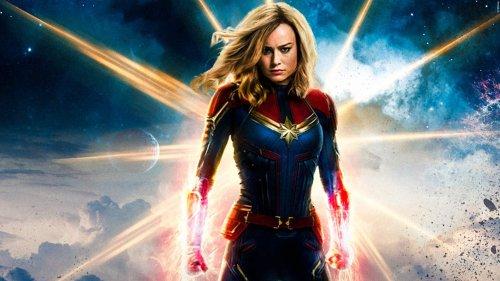 """Brie Larson trainiert wie der Hulk! Mega MCU-Workout für """"Captain Marvel 2"""""""