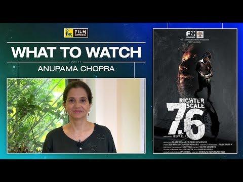 Richter Scale 7.6   What To Watch   Jeeva, Murugan Martin, Asok   Film Companion