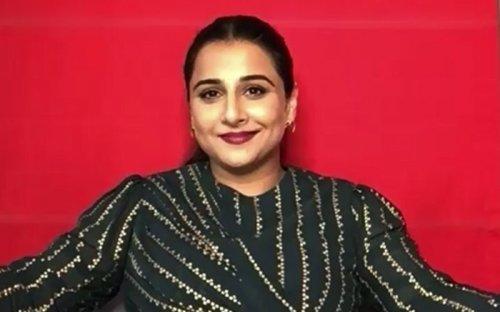 Vidya Balan On Sherni, Working With Amit Masurkar And Being A Work-In-Progress Feminist