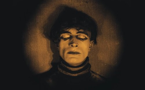 Cesare's Moment Of Subjectivity In The Cabinet of Dr Caligari