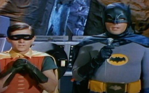 Batman: The Movie: A Campy And Comedic Batman And Robin Save The Day
