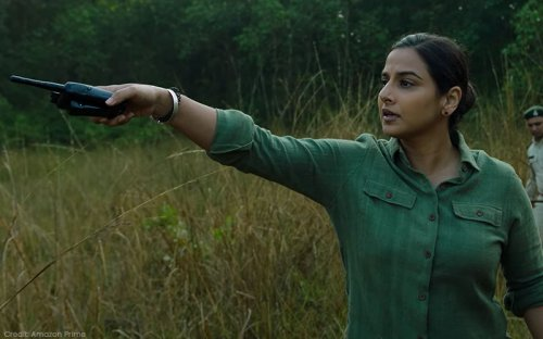 In Sherni, Vidya Vincent Is Frustrated And Hopeless But Not Desensitised