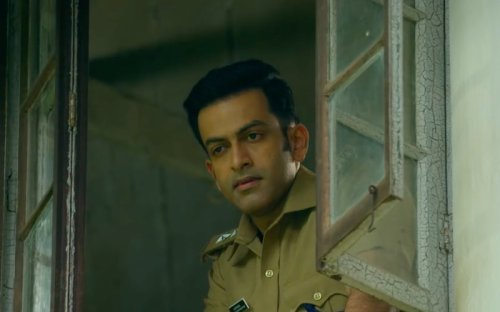 Prithviraj On Playing A Cop In Cold Case And His Journey As An Actor