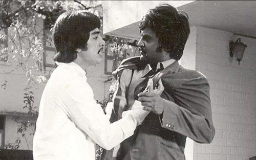 How Rajinikanth Got His Name While Filming K Balachander's Apoorva Raagangal