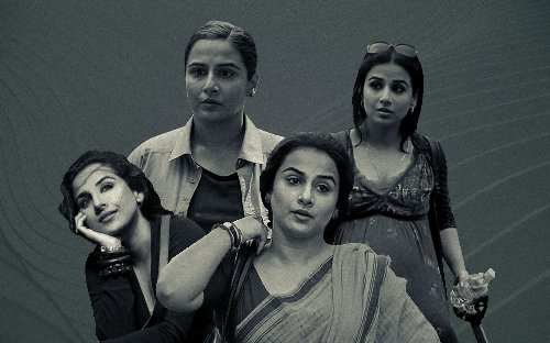 Vidya As Vidya: From Paa To Sherni