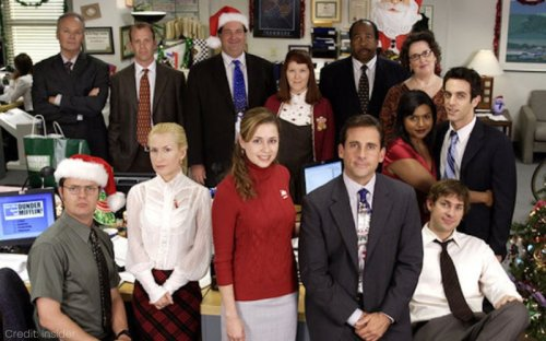 As Work From Home Takes Over, Turns Out We're Still Hung Up On 'The Office'