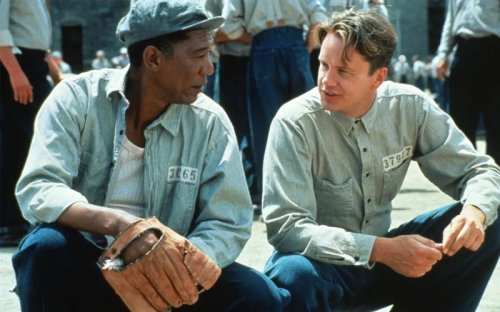 The Shawshank Redemption: The Captive's Reverie Of Freedom And Hope