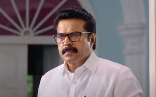 One, Starring Mammootty, Is A Portrait Of A Leader As A Democratic Man
