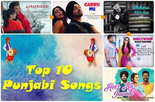 Top 10 Punjabi Songs of the Week 09 - 25th Feb to 03rd Mar 2019