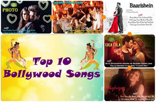 Top 10 Bollywood Songs of the Week 09 - 25th Feb to 03rd Mar 2019