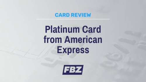 The Platinum Card from American Express Review [2021]: A Prestigious Card With Perks Galore