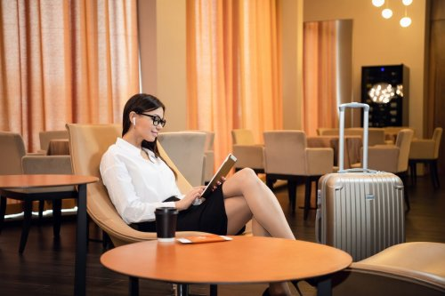 How to Get Airport Lounge Access (Even If You're Flying Economy)
