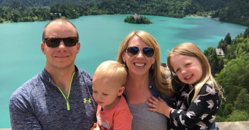 How My Family of 4 Traveled Eastern Europe on Points (with Toddlers!)
