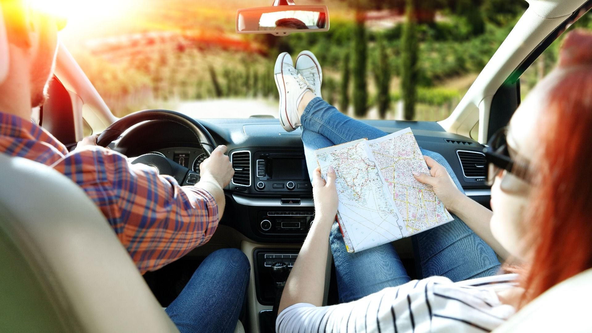 New Study Reveals America's Road Trip Favorites: From the Best Food to the Best Music