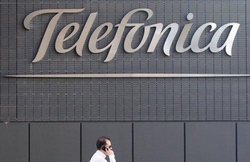 Telefónica. Las acciones se toman un respiro en bolsa tras los resultados
