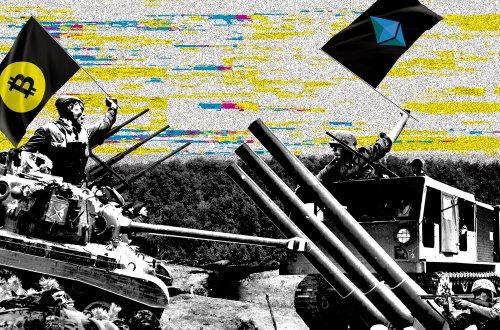 Criptodivisas en guerra | INVERSIÓN