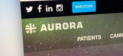 Aurora Cannabis-Aktie knickt ein: Millionenverlust im dritten Quartal