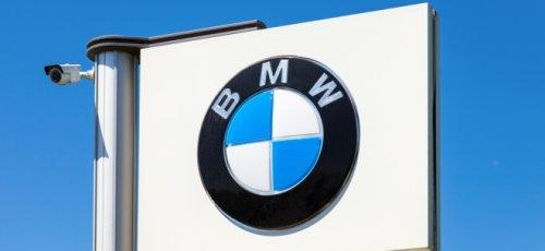 BMW unterbricht wegen Chipmangel Produktion im Werk Regensburg
