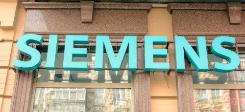 Siemens-Aktie aktuell: Siemens steigt stark