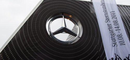 Daimler-Aktie aktuell: Daimler fällt tief