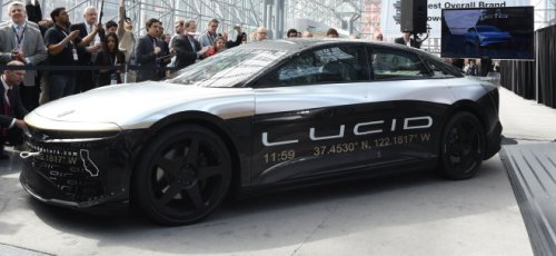 NASDAQ-Debüt für Lucid-Aktie: Tesla-Konkurrent startet heute mit einer Milliarden-Bewertung