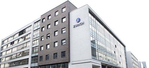 Zurich Insurance-Aktie aktuell: Zurich Insurance legt zu