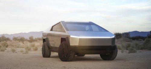Futuristischer Pickup: So viele Vorbestellungen konnte Tesla für den Cybertruck bereits sammeln