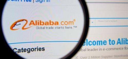 Alibaba-Aktie vorbörslich in Rot: Alibaba mit roten Zahlen