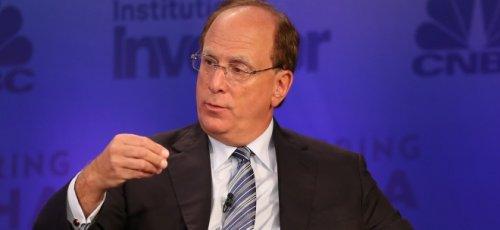Blackrock-Gründer Larry Fink: Institutionelle Investoren zeigen kein Interesse an Kryptowährungen