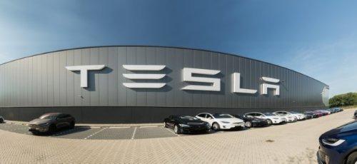 Tesla-Aktie aktuell: Tesla mit Kursfeuerwerk