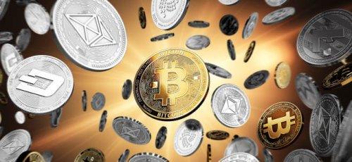 Bitcoin, Ethereum, Litecoin Co. am Sonntag